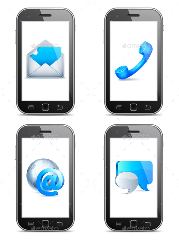 GraphicRiver Mobile Communications 9098696