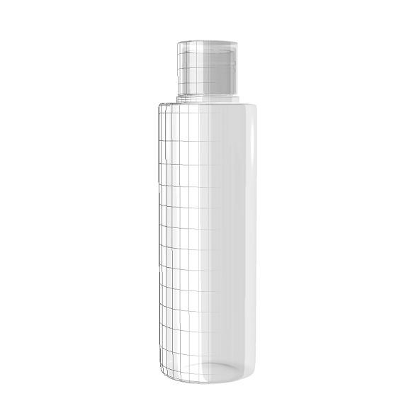 3DOcean Transparent Bottle 9099120