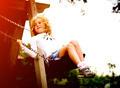 girl on swing - PhotoDune Item for Sale