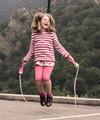 Little girl jumping rope - PhotoDune Item for Sale