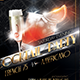 Flyer Cocktail Party - GraphicRiver Item for Sale