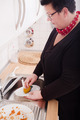 Woman washing dishes - PhotoDune Item for Sale