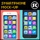 Phone 6 Mock-Up Flat Style - GraphicRiver Item for Sale