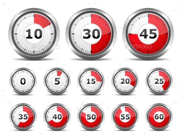 GraphicRiver Timers 9100995