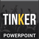 TINKER - Powerpoint Template - GraphicRiver Item for Sale