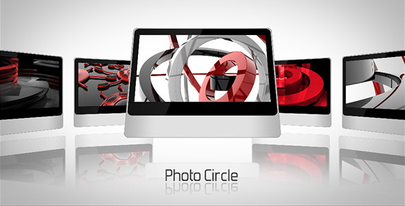 After Effects Project - VideoHive Photo Circle 55937