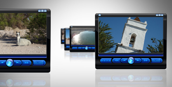 After Effects Project - VideoHive Player World 56563