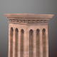 Column 02  (3D Model)