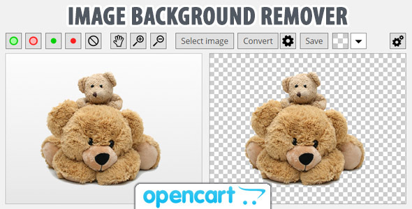 CodeCanyon Image Background Remover OpenCart 9102402