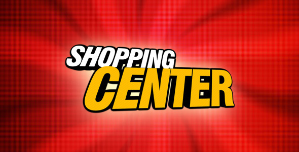 After Effects Project - VideoHive Shopping Center 2 930062