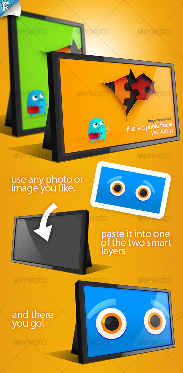 GraphicRiver Photo & Image Frames 117596