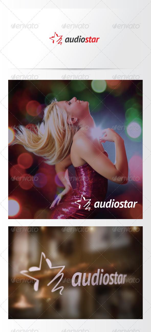 AudioStar Logo - Symbols Logo Templates