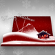 3D Christmas Card - VideoHive Item for Sale