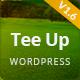 Tee Up - Elegant Golf Wordpress Theme - ThemeForest Item for Sale