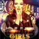 Club Girls party Flyer - GraphicRiver Item for Sale