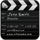 Director Mini Squared Business Card - GraphicRiver Item for Sale