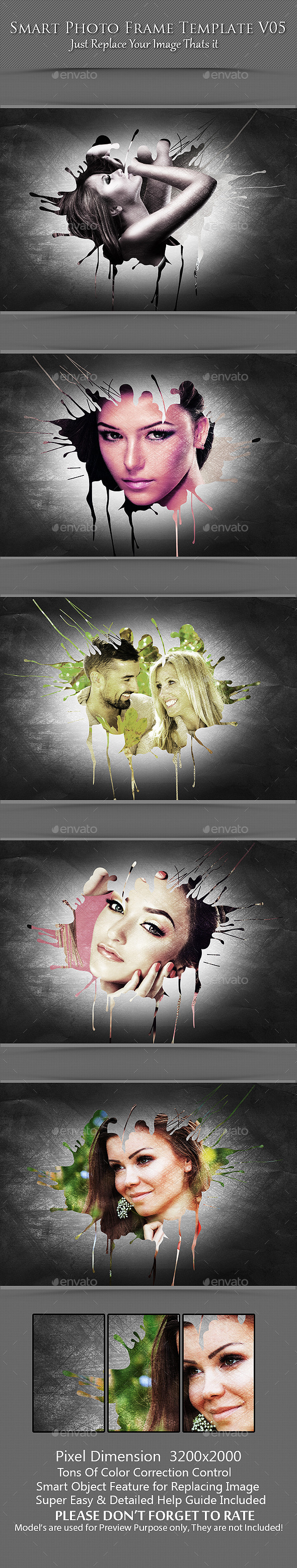 GraphicRiver Smart Photo Frame Template V05 9105972