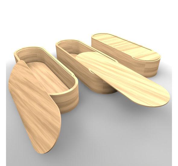 3DOcean caja de madera wood box 9106209