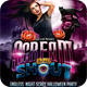 Scream and Shout Halloween Party - GraphicRiver Item for Sale
