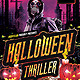 Halloween Thriller Party - GraphicRiver Item for Sale