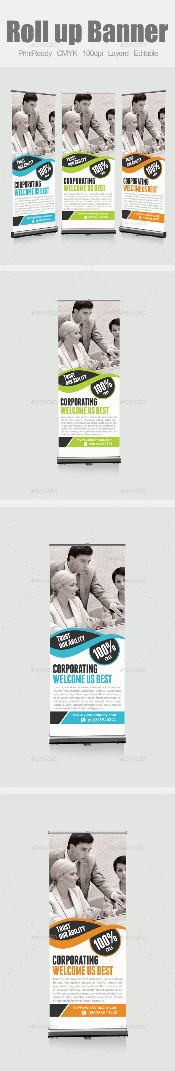 GraphicRiver Roll Up Business Banners 9108763