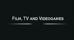 Film, TV and Video Games
