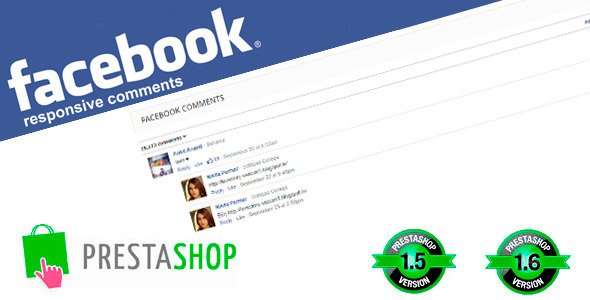 CodeCanyon Responsive Facebook Comments 9109368
