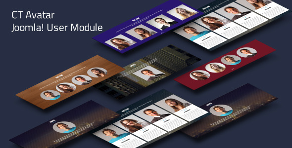 CodeCanyon CTAvatar Joomla User Module 9110209