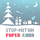 Stop-Motion Paper Christmas Card XML - ActiveDen Item for Sale