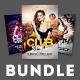Sexy Party Flyer Bundle Vol.03 - GraphicRiver Item for Sale
