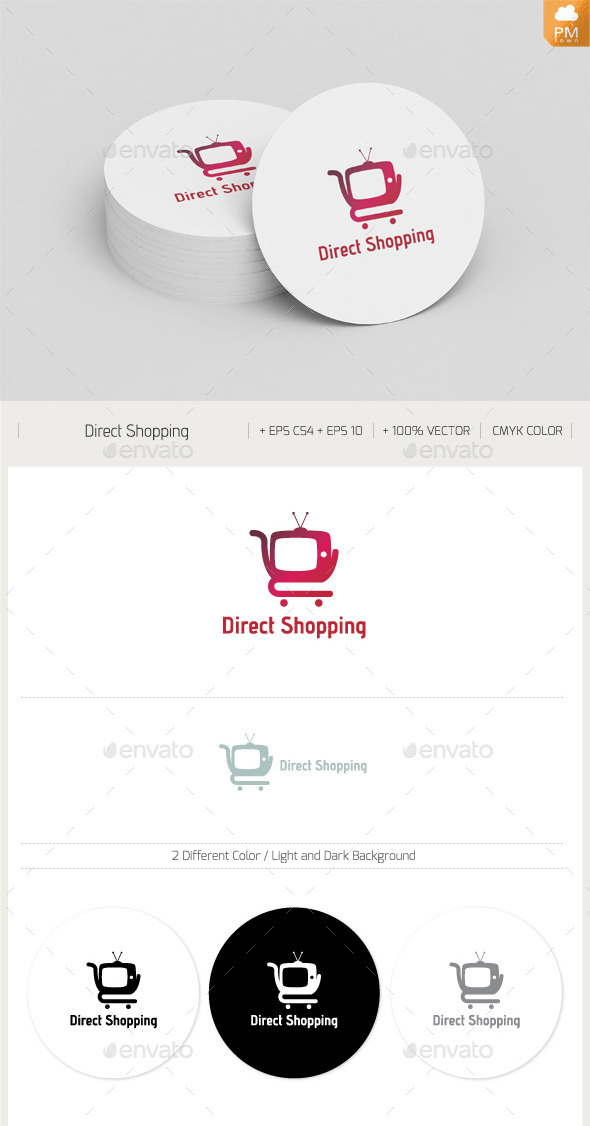 GraphicRiver Direct Shopping 9114271