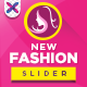 New Fashion Sliders - GraphicRiver Item for Sale