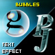 PJ Bubbles - text effect - ActiveDen Item for Sale