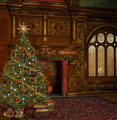 Enchanted Christmas Room - PhotoDune Item for Sale