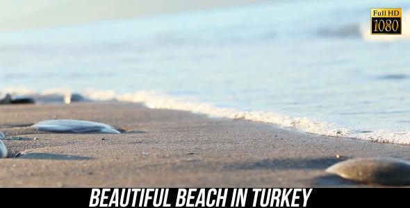 Beautiful Beach in Turkey 2