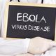 Doctor shows information: Ebola virus disease - PhotoDune Item for Sale