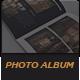 Elegant Photo Album A4 + Letter - GraphicRiver Item for Sale