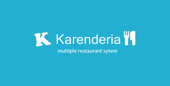 CodeCanyon Karenderia Multiple Restaurant System 9118694