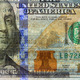 Watermark on new hundred dollar bill - PhotoDune Item for Sale