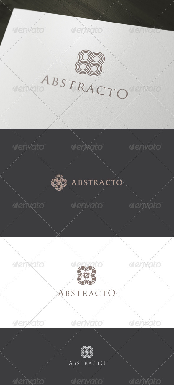 GraphicRiver Abstract Logo 931458