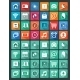 Icons for Web and Mobile Applications - GraphicRiver Item for Sale