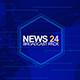 News 24 (Broadcast Pack) - VideoHive Item for Sale