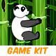 Bamboo Climber Panda Game Kit - GraphicRiver Item for Sale