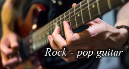 Guitar Rock Pop Tracks