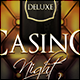 Deluxe Casino Night - GraphicRiver Item for Sale