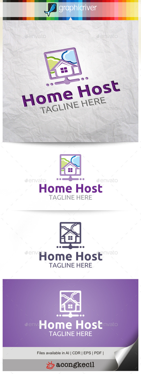 GraphicRiver Home Host 9121434