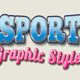 Sport Graphic Styles for Ai - GraphicRiver Item for Sale