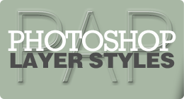 Photoshop Layer Styles Text Effects