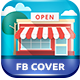 Ecommerce FB Cover - GraphicRiver Item for Sale
