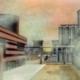 Surreal Industrial Area - PhotoDune Item for Sale